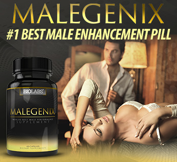 Malegenix male enhancement pills ads