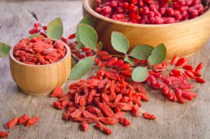 Goji berries are naturally good for sexual health just like the ingredients found in Malegenix pills