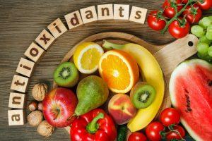 antioxidant rich food is good while taking Malegenix pills