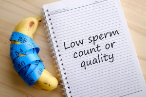 low sperm count and quality can be addressed using Malegenix pills