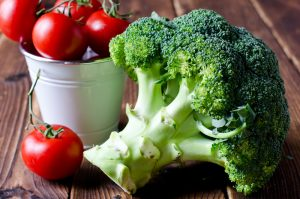 tomato and broccoli protect from prostate cancer together with Malegenix