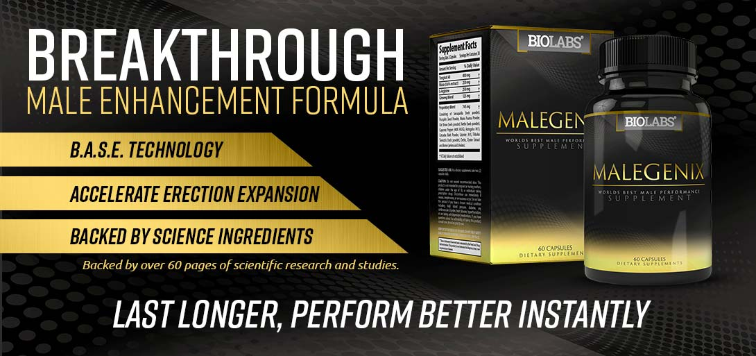 Breakthrough Male Enhancement Formula: Get Bigger Penis, Last Longer, Perform Better
