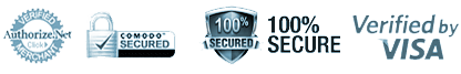 MaleGenix Secure Shopping Badges